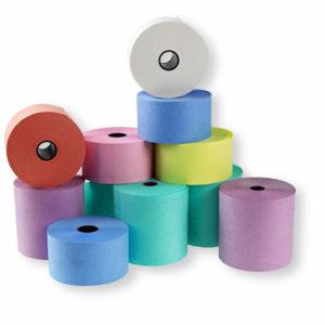 Wet-strength laundry roll